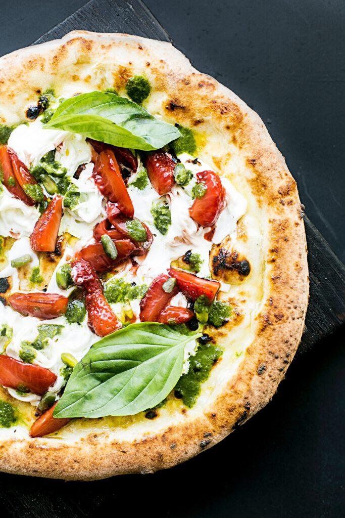 zelf pizzasaus te maken